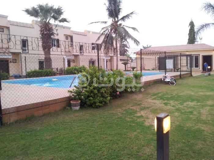 Duplex villa for rent in Al Khalidiyah, North Jeddah