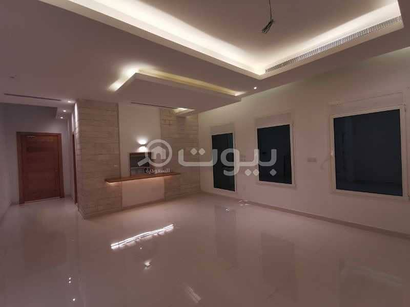 Modern duplex villa for rent in Al Shati, north of Jeddah
