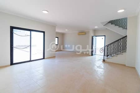 6 Bedroom Villa for Rent in Jeddah, Western Region - Villa with a pool for rent in Al Masharef complex in Asfan, North of Jeddah