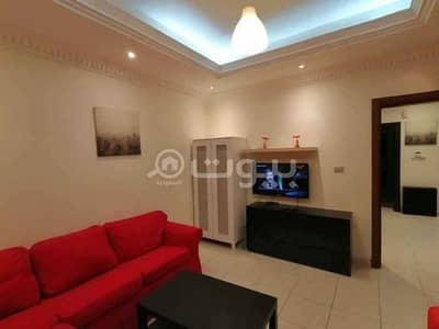 فلیٹ 2 غرفة نوم للايجار في جدة، المنطقة الغربية - شقق مفروشة بالكامل للايجار في الروضة، شمال جدة