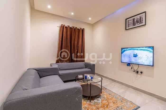 furnished apartment for rent in Al Hamraa, Center of Jeddah