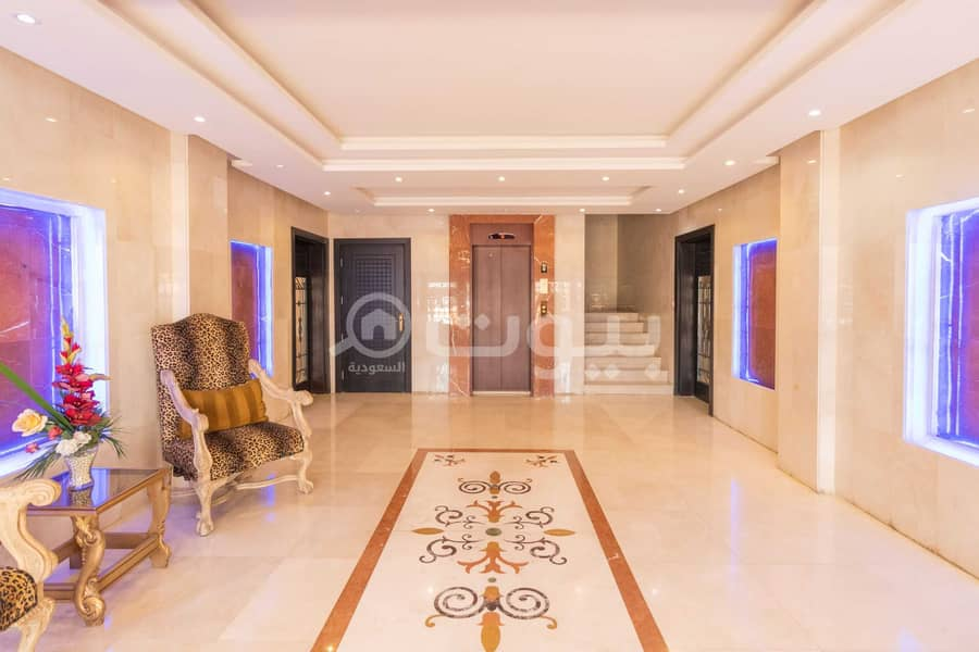 Luxury Apartments with parking For Rent In Al Rawdah, North Of Jeddah