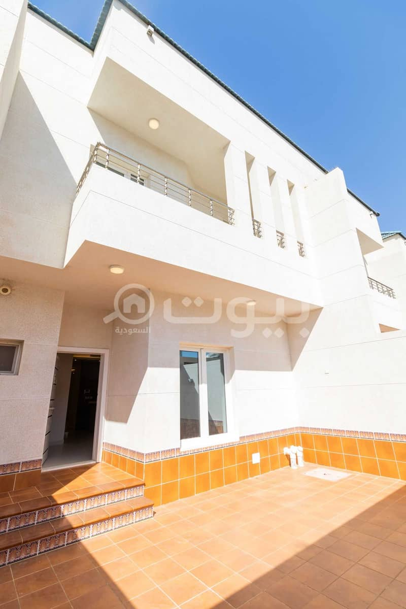 New Duplex Villas and pool For Rent In Al Shati, North Of Jeddah