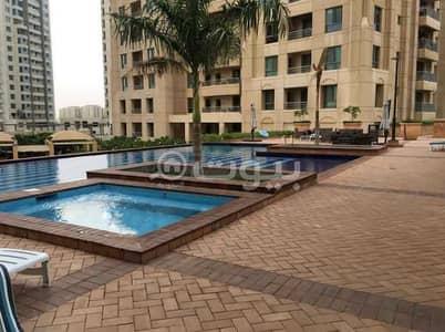 شقة 2 غرفة نوم للايجار في جدة، المنطقة الغربية - شقة علوية نصف مفروشة مع ملحق للإيجار في حي الفيحاء، شمال جدة
