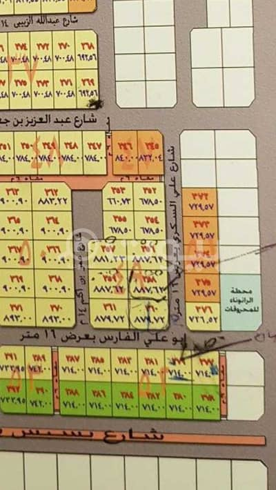 Residential Land for Sale in Madina, Al Madinah Region - Residential Land For Sale In Al Ranuna, Madina