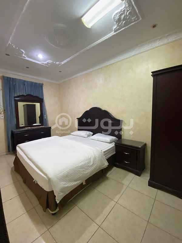 furnished apartment | 2 BDR for rent in Al Faisaliyah, Dammam