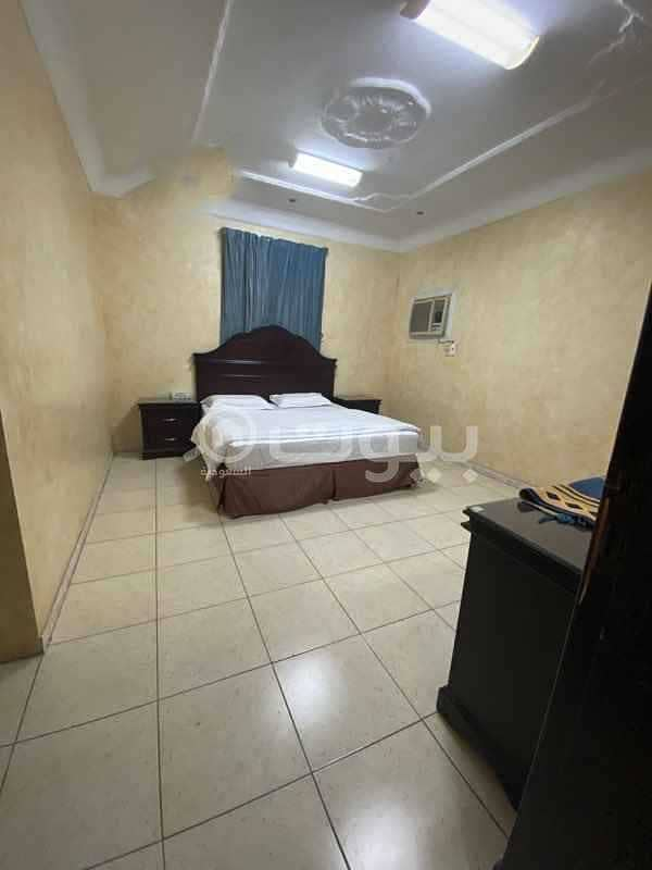 Small furnished Apartment for rent in Al Faisaliyah, Dammam