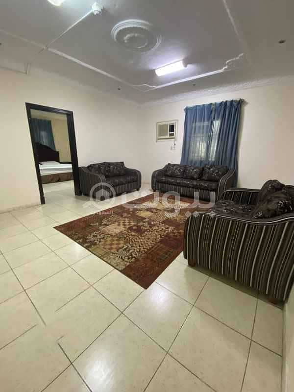 Furnished Apartment for monthly rent in Al Faisaliyah, Dammam