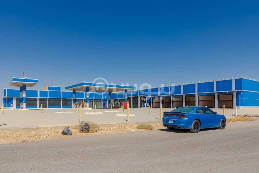 محطة للبيع في ديراب، غرب الرياض