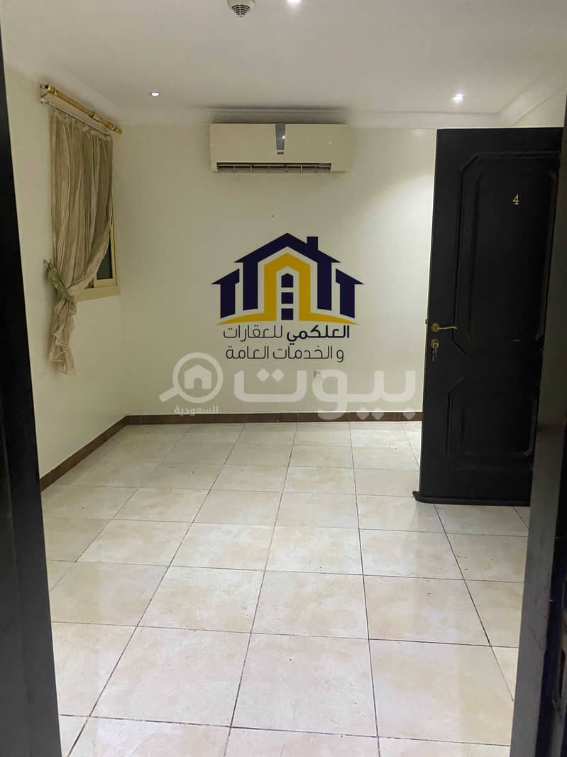 For rent an apartment with a balcony in Al Nasim, Makkah
