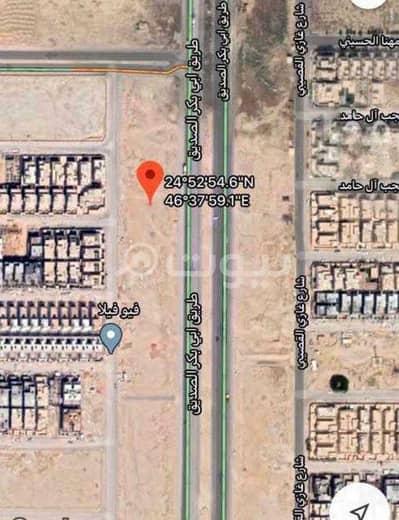 ارض تجارية  للبيع في الرياض، منطقة الرياض - أرض تجارية للبيع بشمال الرياض
