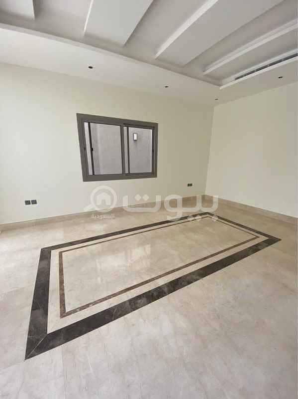 For sale a luxury villa in Al Yasmin, north of Riyadh