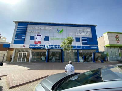Commercial Building for Sale in Riyadh, Riyadh Region - For sale a luxury commercial building in Al Yasmin, North of Riyadh