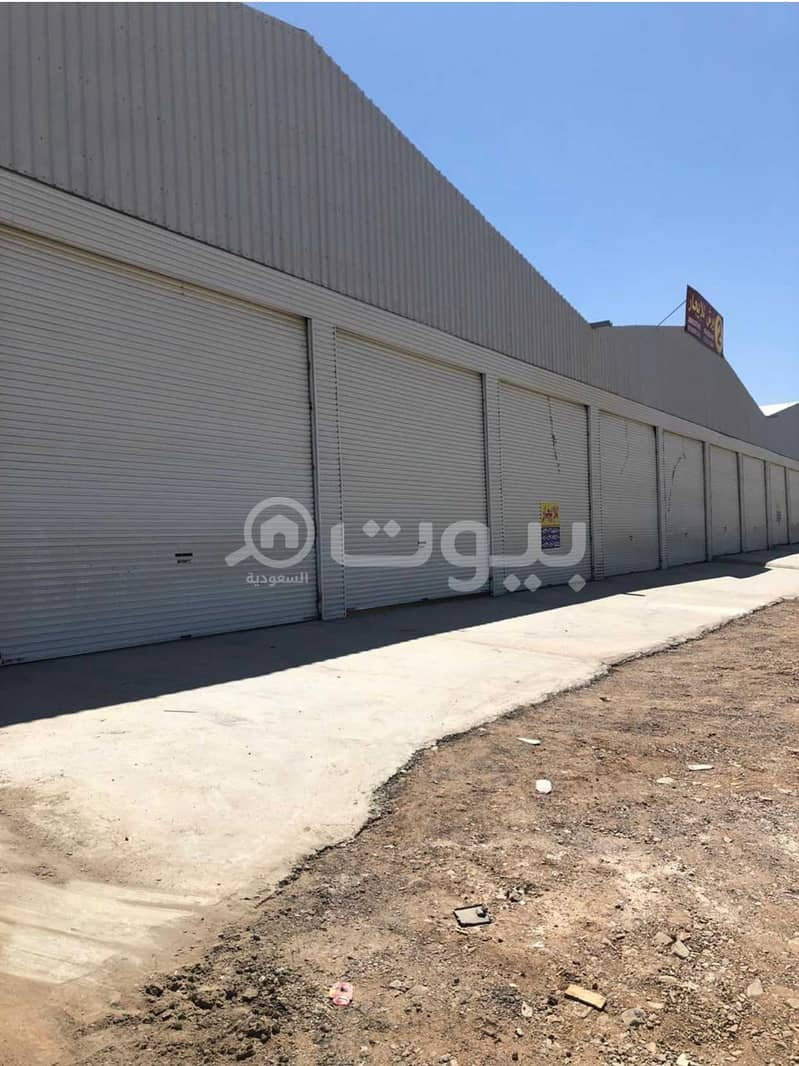 ورش للإيجار في حي المطار، المدينة المنورة