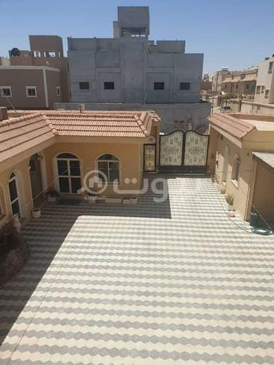 10 Bedroom Villa for Sale in Riyadh, Riyadh Region - Spacious Villa with istiraha for sale in Umm Al Hamam Al Gharbi, west of Riyadh