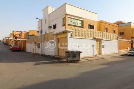 فیلا 8 غرف نوم للايجار في الرياض، منطقة الرياض - فيلا درج داخلي للإيجار في أم الحمام الغربي، غرب الرياض