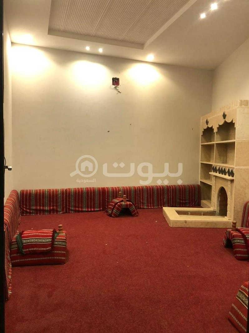 Villa for monthly or annual rent in Al Rimal neighborhood, east of Riyadh