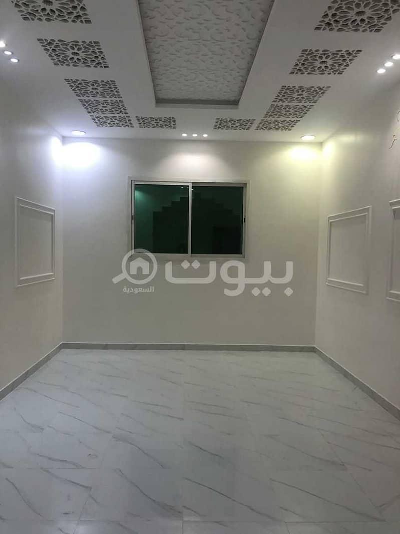 Villa for rent in Al Waha scheme in Al Rimal, east of Riyadh