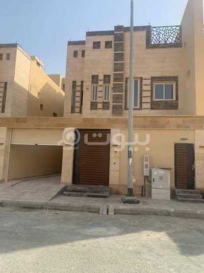 فیلا 5 غرف نوم للبيع في جدة، المنطقة الغربية - فيلا دوبلكس للبيع في حي طيبة (الرحيلي)، شمال جدة