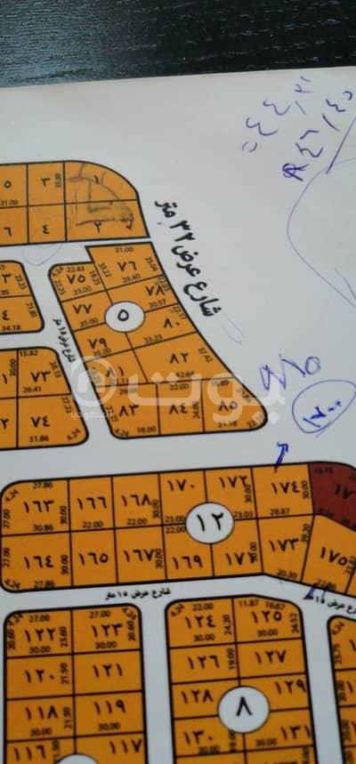 ارض تجارية  للبيع في جدة، المنطقة الغربية - أرض تجارية | 1112م2 للبيع بالشراع، شمال جدة