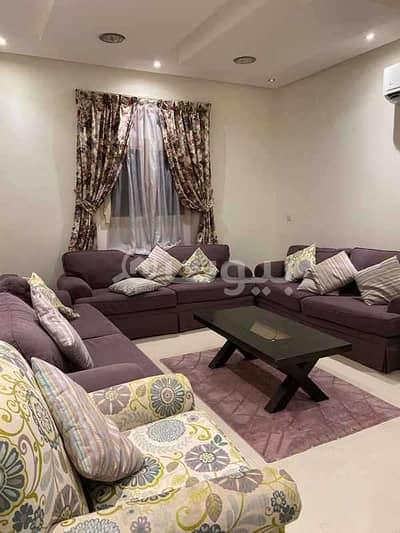 فلیٹ 3 غرف نوم للايجار في الرياض، منطقة الرياض - شقة مؤثثة بالكامل للإيجار في ظهرة لبن، غرب الرياض
