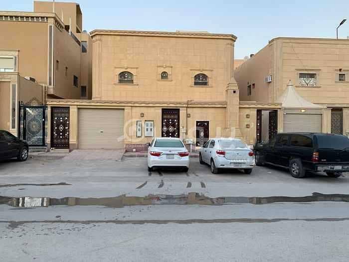 دور شبه جديد للإيجار بظهرة لبن، غرب الرياض