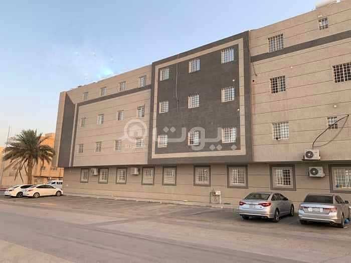 Apartment for sale in Luxor Street Dhahrat Laban, west of Riyadh