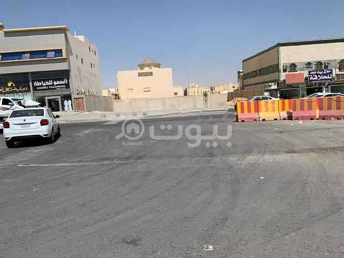 Commercial land   900 SQM for sale in Dhahrat Laban, West Riyadh