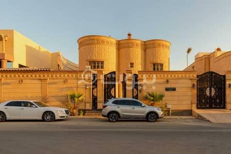 8 Bedroom Villa for Sale in Riyadh, Riyadh Region - Villa for sale in Al Ghadir, North Riyadh