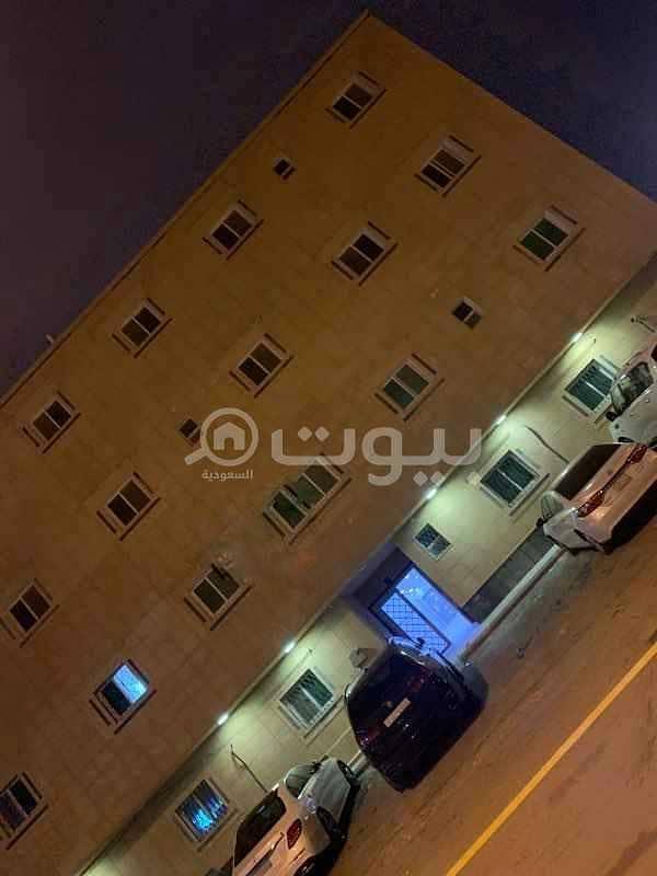 Apartment for sale in Al Furousiya Street, Dhahrat Laban, west of Riyadh
