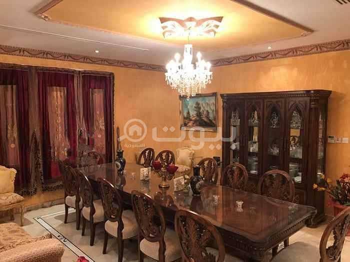 قصر فاخر مؤثث للبيع في ظهرة لبن، غرب الرياض