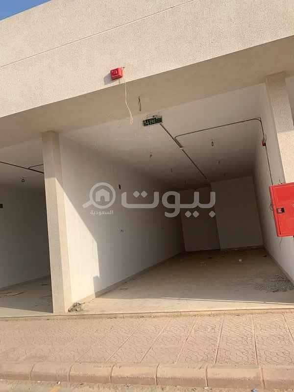 Commercial store for rent in Dhahrat Laban, west of Riyadh