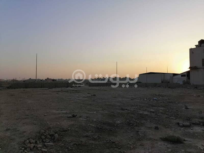 Commercial Land | 4800 SQM for sale in Dhahrat Laban, West of Riyadh