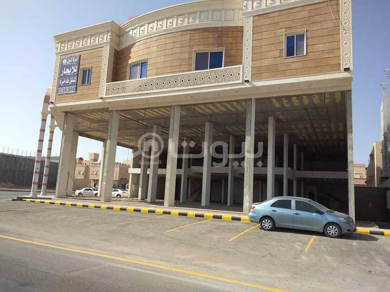 محل تجاري للإيجار بشارع الشفا، ظهرة لبن بغرب الرياض