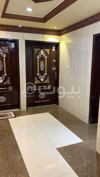 فلیٹ 3 غرف نوم للايجار في الرياض، منطقة الرياض - شقة دور أرضي للإيجار بالقادسية، شرق الرياض