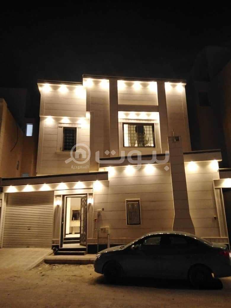 Villa Internal Staircase For Rent In Al Rimal, East Riyadh