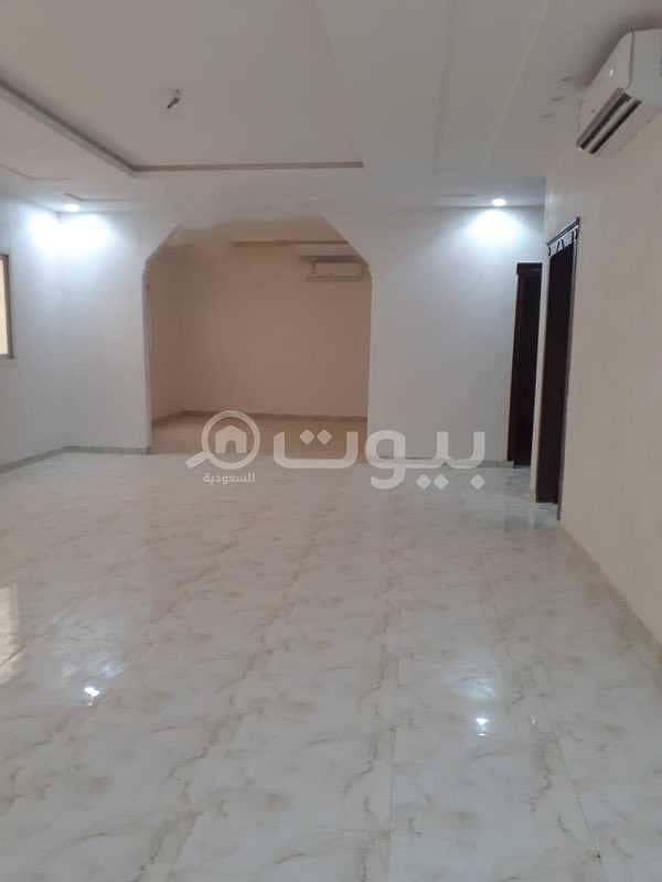 New semi-furnished villa for rent in Al Rimal, East of Riyadh
