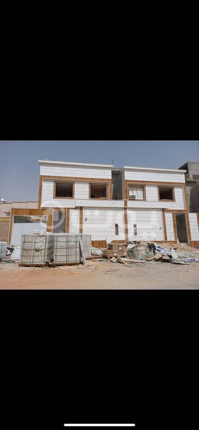 5 Bedroom Villa for Sale in Riyadh, Riyadh Region - Two Duplex Villas For Sale In Al Suwaidi, West Riyadh