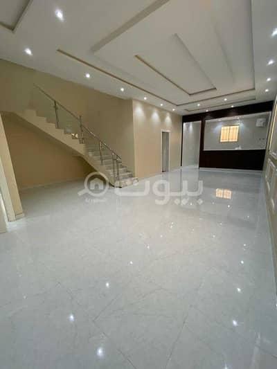 شقة 4 غرف نوم للبيع في الرياض، منطقة الرياض - شقة درج داخلي للبيع بلبن، غرب الرياض