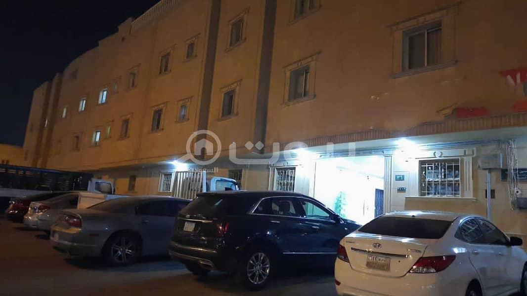 عمارة سكنية على 3 شوارع للإيجار بالكامل بالمصيف، شمال الرياض