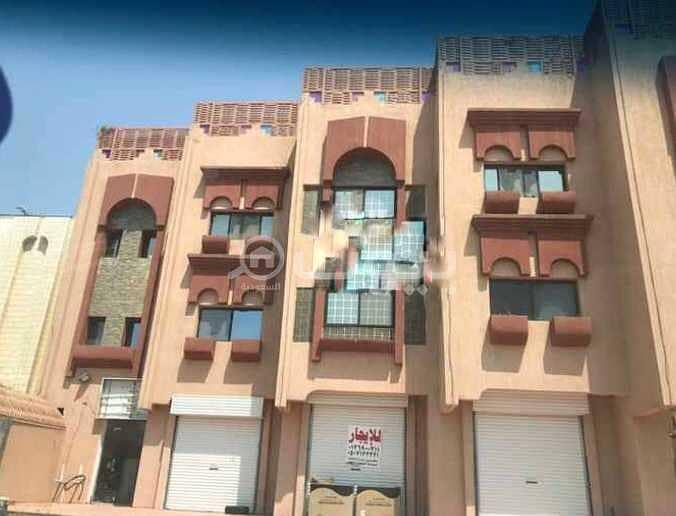 محل للإيجار بشارع اليمامة بالسلامة، شمال جدة