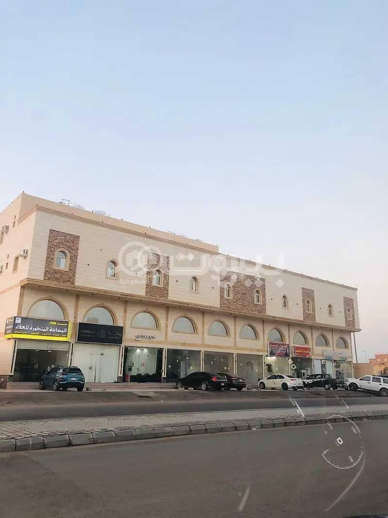 3 محلات للإيجار في الياقوت، شمال جدة