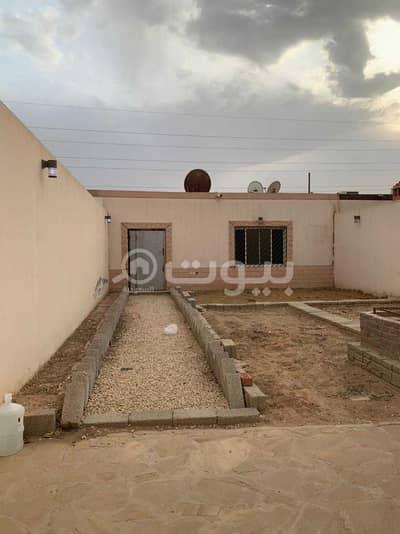 استراحة 1 غرفة نوم للايجار في الرياض، منطقة الرياض - إستراحة عزاب للإيجار في المونسية، شرق الرياض