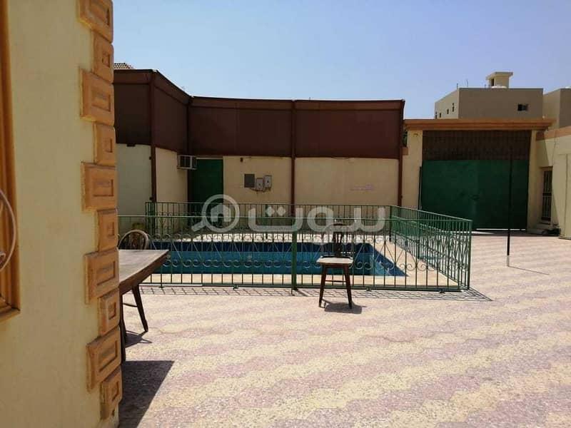 استراحة مميزة للبيع الشراع، شمال جدة
