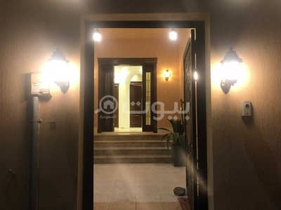 فیلا 5 غرف نوم للبيع في جدة، المنطقة الغربية - فيلا دورين وملحق في الياقوت، شمال جدة