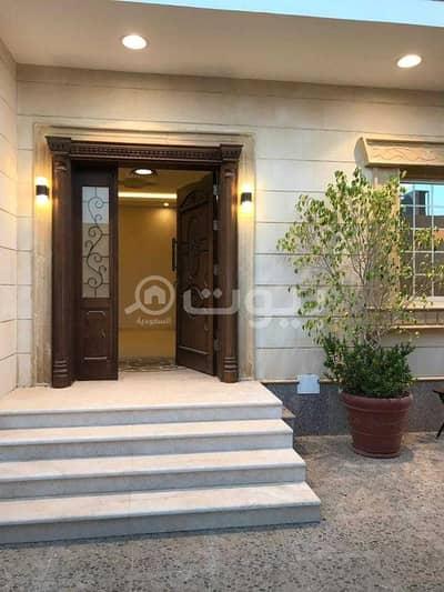 فیلا 7 غرف نوم للبيع في جدة، المنطقة الغربية - فيلا دورين مع سطح للبيع في لؤلؤة الشمال، شمال جدة