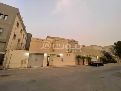 4 Bedroom Villa for Sale in Riyadh, Riyadh Region - Duplex villa with swimming pool for sale in Al Olaya, North Riyadh