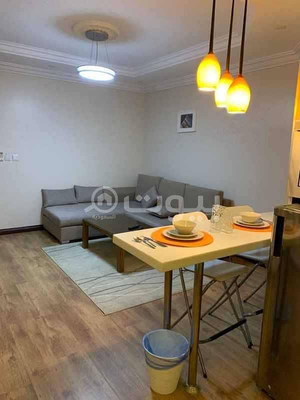 شقة مفروشة بالكامل للإيجار في العليا، شمال الرياض