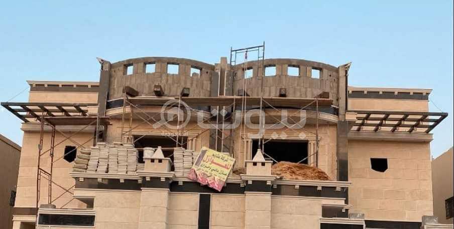 Duplex Villa For Sale In Al Zarqaa, Buraydah