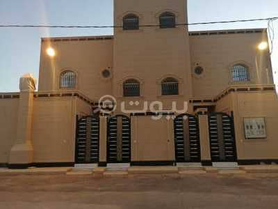 4 Bedroom Villa for Sale in Buraydah, Al Qassim Region - 2-Floors villa for sale in Al Salman district, Buraydah
